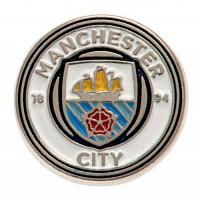 Manchester City FC Pin Badge