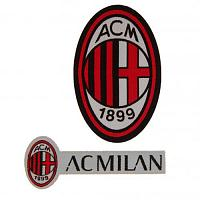 AC Milan Twin Patch Set