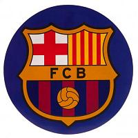 FC Barcelona Big Crest Circular Sticker