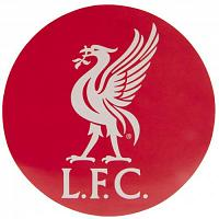 Liverpool FC Big Crest Circular Sticker