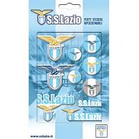 SS Lazio Bubble Sticker Set