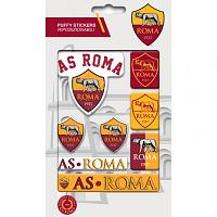 AS Roma Bubble Sticker Set