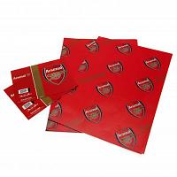 Arsenal FC Wrapping Paper