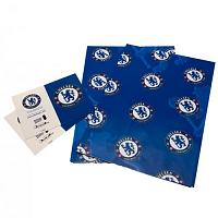 Chelsea FC Wrapping Paper