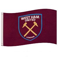 West Ham United FC Flag