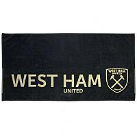 West Ham United FC Jacquard Towel