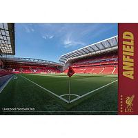 Liverpool FC Poster Anfield 33