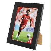Liverpool FC Picture Salah 8 x 6
