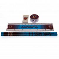 West Ham United FC Stationery Set