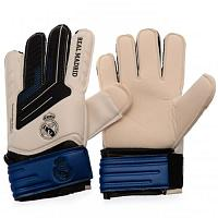 Real Madrid FC Goalkeeper Gloves Kids