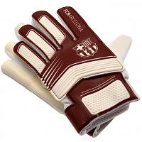 FC Barcelona Goalkeeper Gloves - Youths