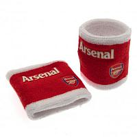 Arsenal FC Wristbands / Sweatbands