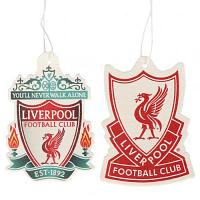 Liverpool FC Twin Pack Air Freshener