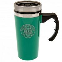 Celtic FC Travel Mug - Aluminium
