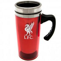 Liverpool FC Handled Travel Mug