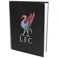 Liverpool FC A4 Ringbinder Notebook