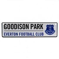Everton FC Window Sign
