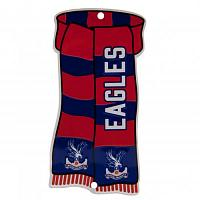 Crystal Palace FC Show Your Colours Window Sign