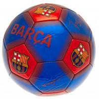 FC Barcelona Football Signature