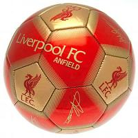 Liverpool FC Football Signature