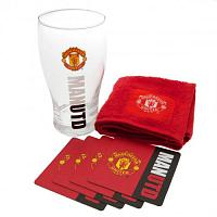 Manchester United FC Bar Set