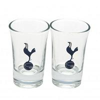 Tottenham Hotspur FC 2pk Shot Glass Set