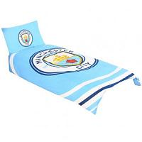Manchester City FC Duvet Cover Bedding Set - Single