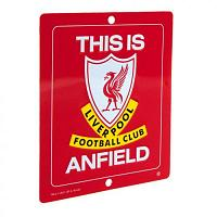 Liverpool FC Window Sign SQ