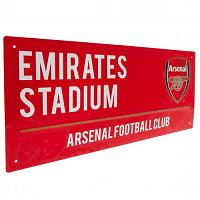 Arsenal FC Street Sign RD