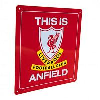 Liverpool FC Sign -  This Is Anfield