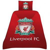 Liverpool FC Single Duvet Set GR