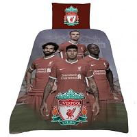 Liverpool FC Single Duvet Set Players
