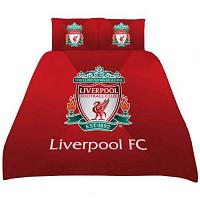 Liverpool FC Double Duvet Set GR