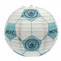 Manchester City FC Paper Light Shade