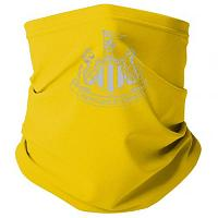 Newcastle United FC Reflective Snood Yellow