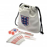 England Tote Bag Golf Gift Set