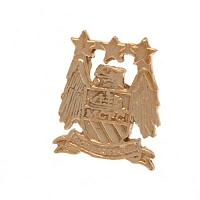 Manchester City FC Earring - 9ct Gold