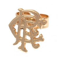 Rangers FC Earring - 9ct Gold