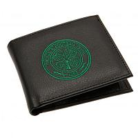 Celtic FC Leather Wallet - Embroidered Crest