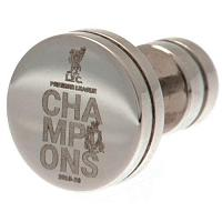 Liverpool FC Premier League Champions Stainless Steel Stud Earring