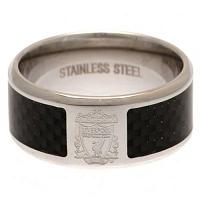 Liverpool FC Carbon Fibre Ring Large