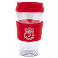 Liverpool FC Clear Grip Travel Mug CR