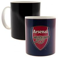 Arsenal FC Heat Changing Mug
