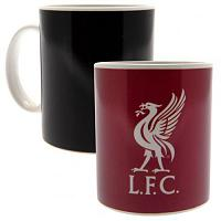 Liverpool FC Heat Changing Mug