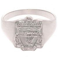 Liverpool FC Ring - Sterling Silver - Size U