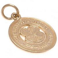 Celtic FC Pendant - 9ct Gold