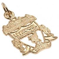 Liverpool FC Pendant - 9ct Gold
