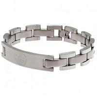 Leicester City FC Bracelet - Stainless Steel