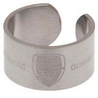 Arsenal FC Bangle Ring - Size U