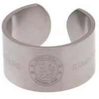 Chelsea FC Bangle Ring - Size R